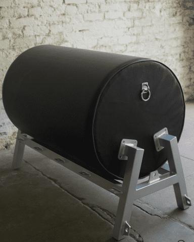 BDSM barrel horse