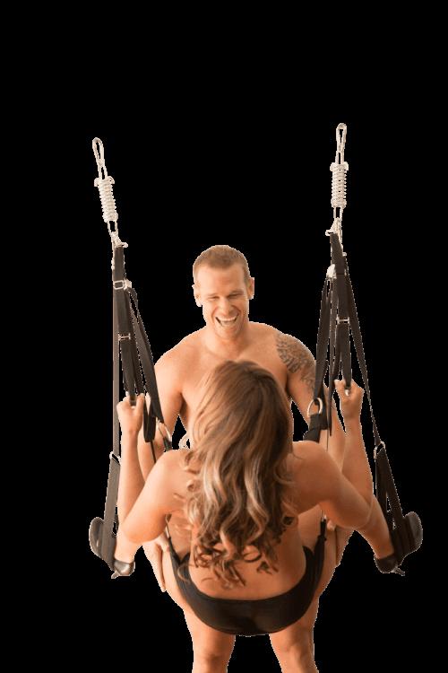 Screamer Dual Hook sex swing