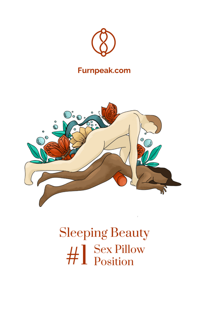 sleeping beauty illustration sex positions on sex pillows