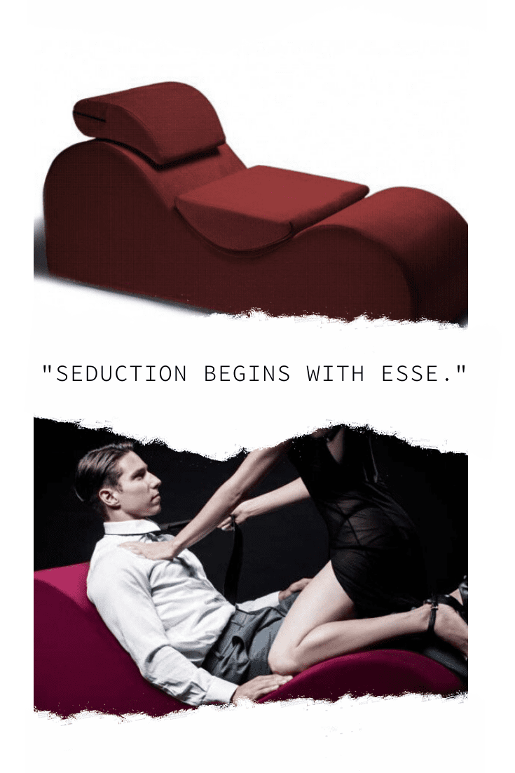 tantric chair esse liberator red porto colour