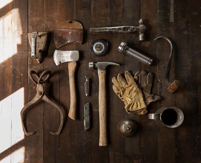 DIY set of tools