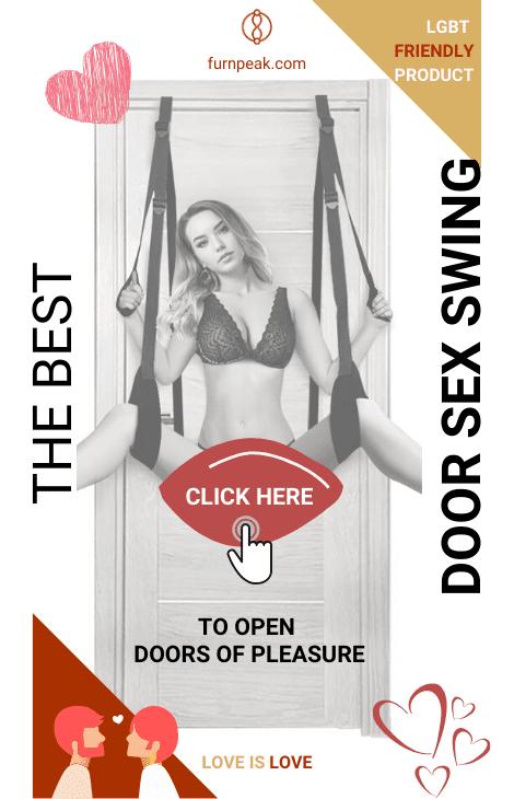 Best over the door sex swing