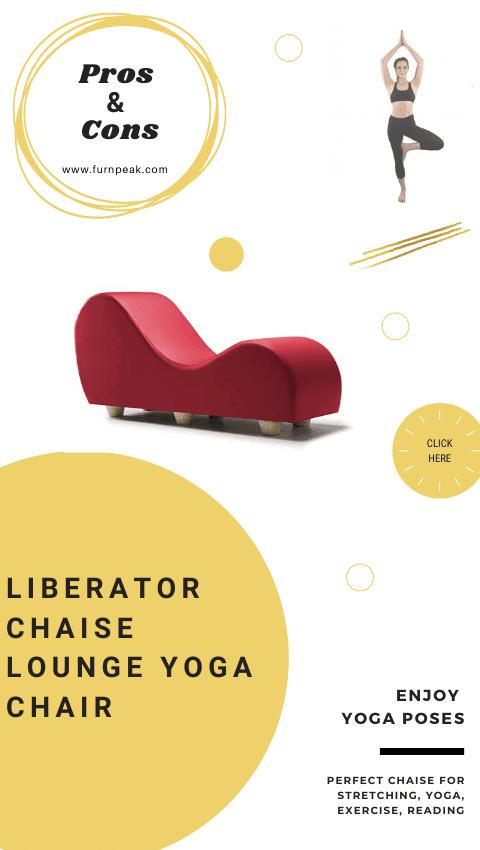 Liberator Chaise Lounge Sex Yoga Chair