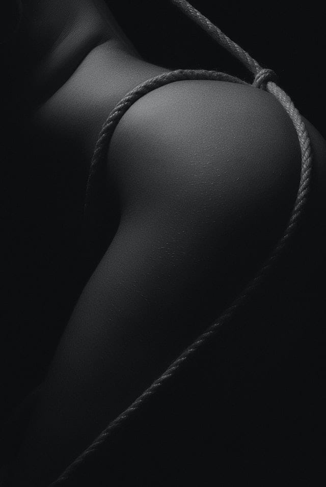 Naked bondage woman marriage