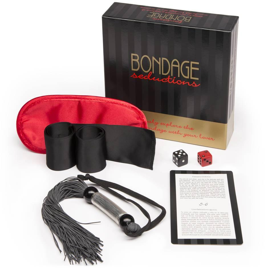 Bondage Seductions Sex Game elements