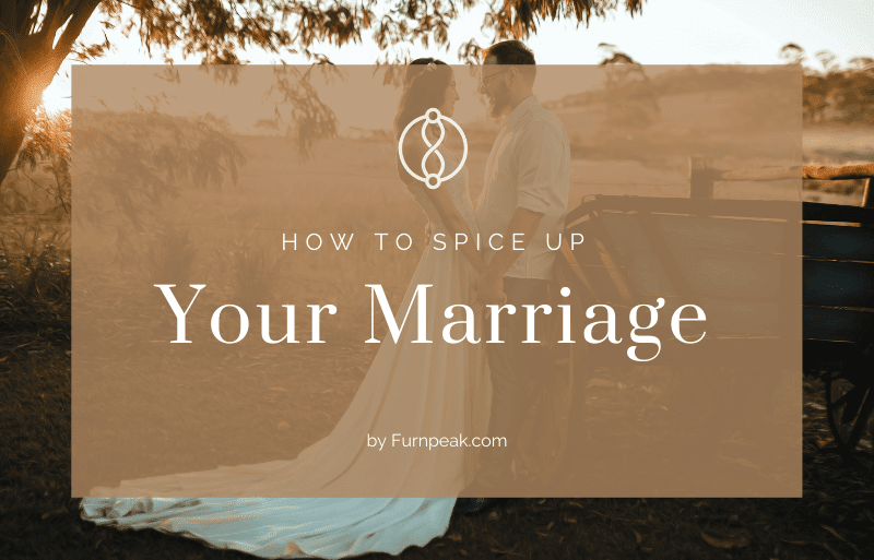 How to spice up your marriage guide