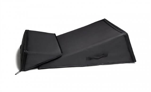 Liberator Wedge-Ramp Combo Gearbag black pillow cover