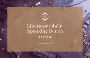 obeir sex bench faux leather by liberator