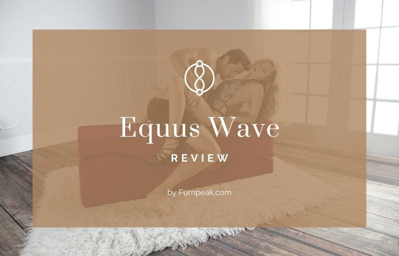 Woman with man sit on Equus Wave
