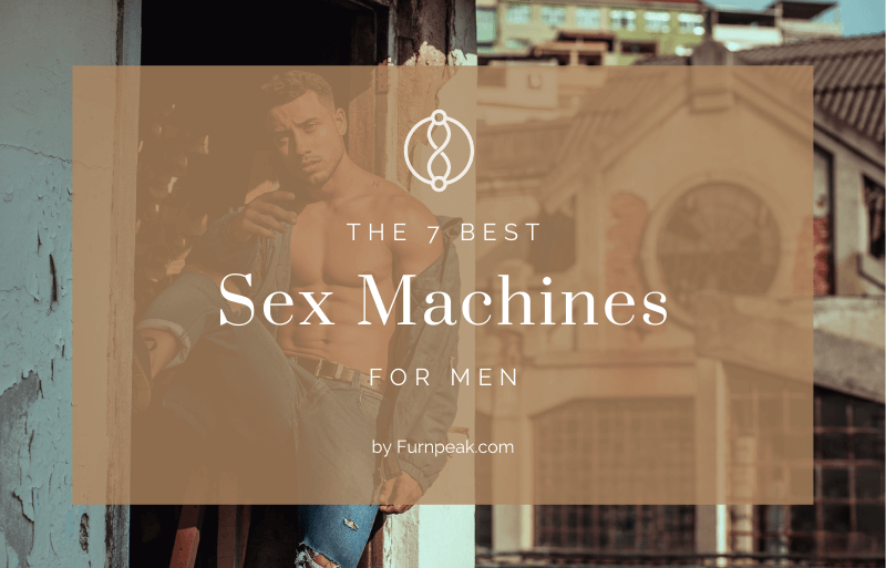 Best Sex Machines for Men guide