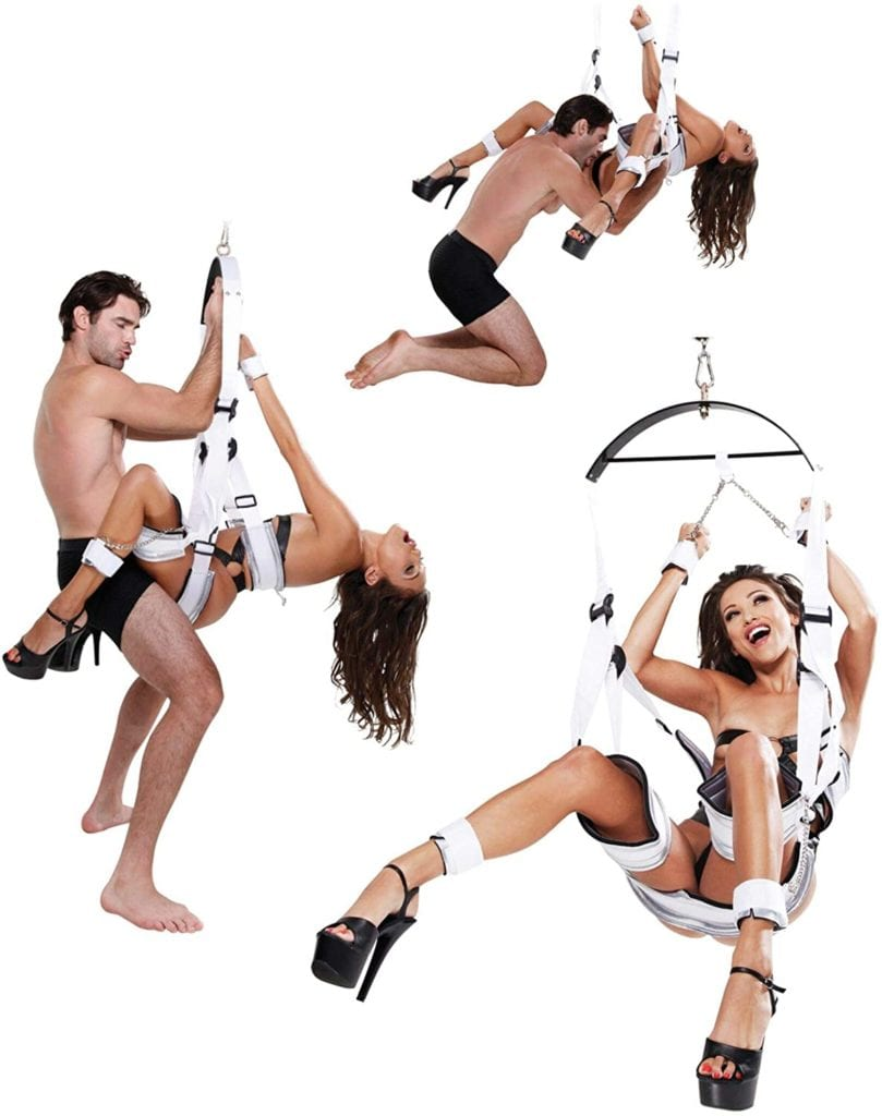 Best Fetish Bondage Swing by PipeDreams