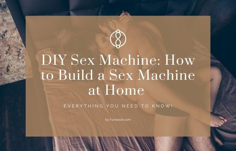 diy sex machine