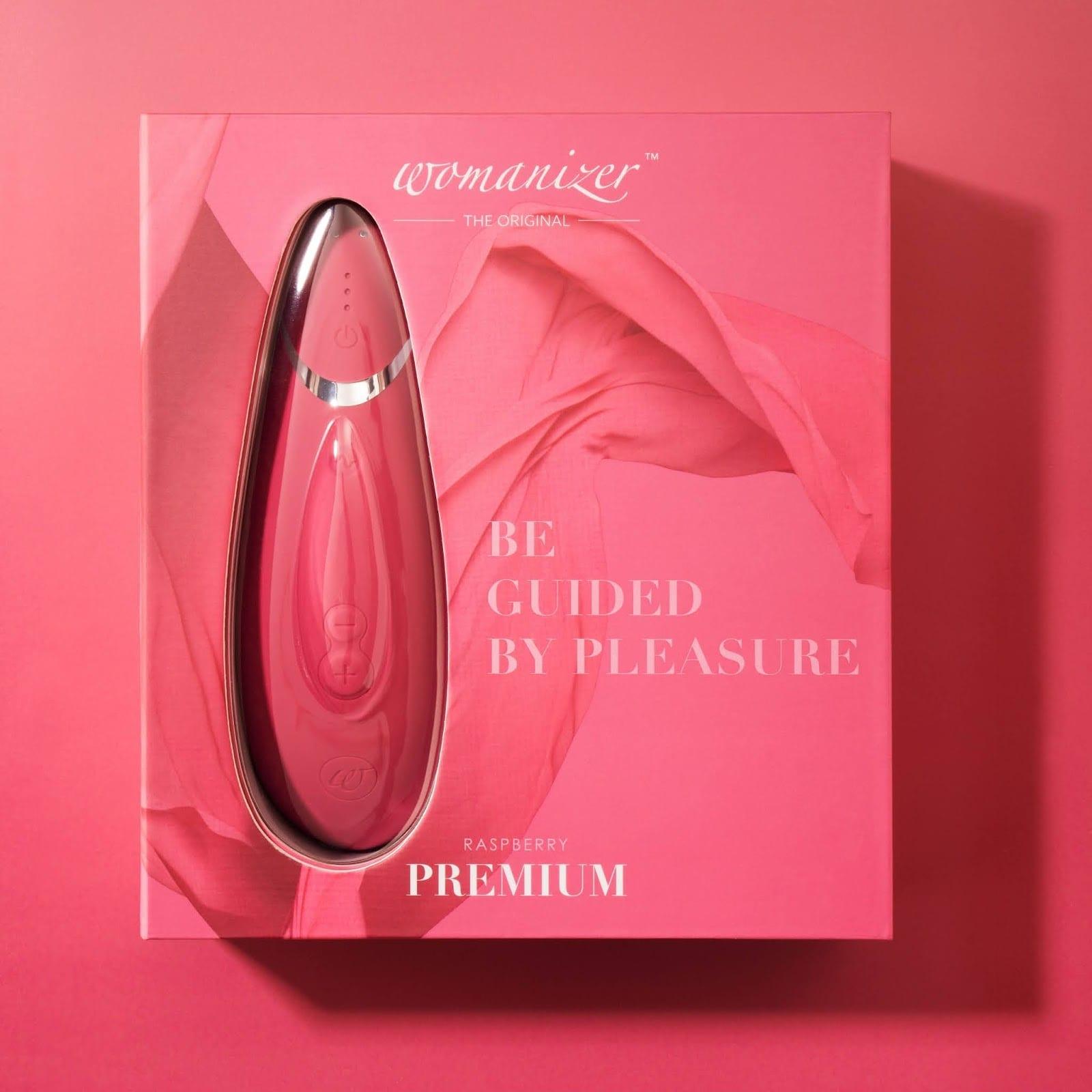 womanizer premium in a box
